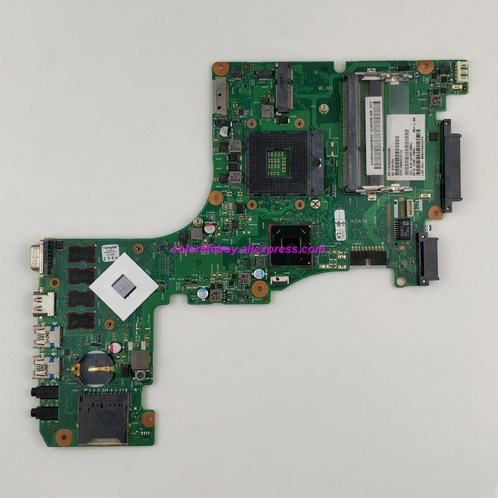 Genuino V000318170 CR10FG 6050A2556401-MB-A02 w N14P-GV2-S-A1 placa base de computadora portátil para Toshiba L50-A L55-A L50T-A L55T Notebook PC