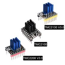 TMC2130 TMC2208 TMC2100 sterownik silnika krokowego sterownik Stepstick części drukarki 3D SKR V1.3 rampy 1.4 1.6 płyta sterowania VS TMC2209