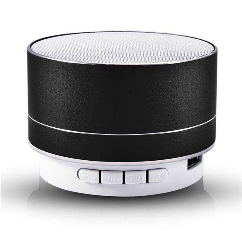 Mini Outdoor Speakers Bluetooth Speaker Stereo Music Subwoofer Portable LED Loudspeaker Hands-free Call FM TF Card Line-in enlarge