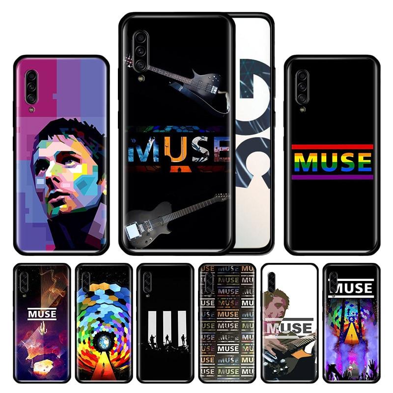 Musa banda fina para Samsung Galaxy M10 M10S M20 M30 M30S M40 M11 M21 M31 M51 A7 A9 2018 a prueba de golpes a prueba de Shell