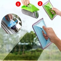 5pc brush for cleaning windows wipe glass groove cleaning brush washing windows sill gap track brush cleaning tools