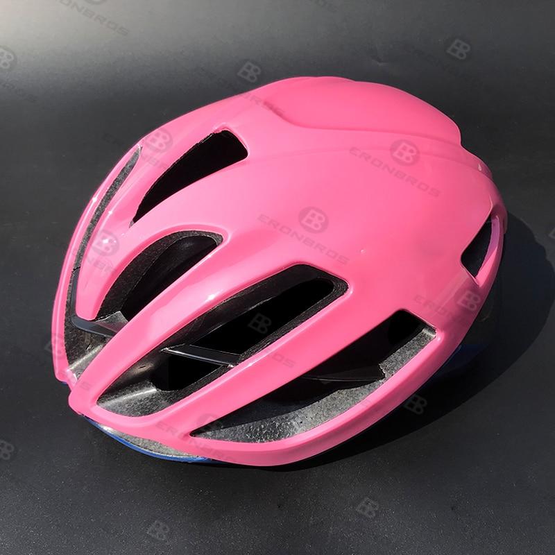 Casco de ciclismo EPS ultraligero para hombre y mujer, casco de Bicicleta...