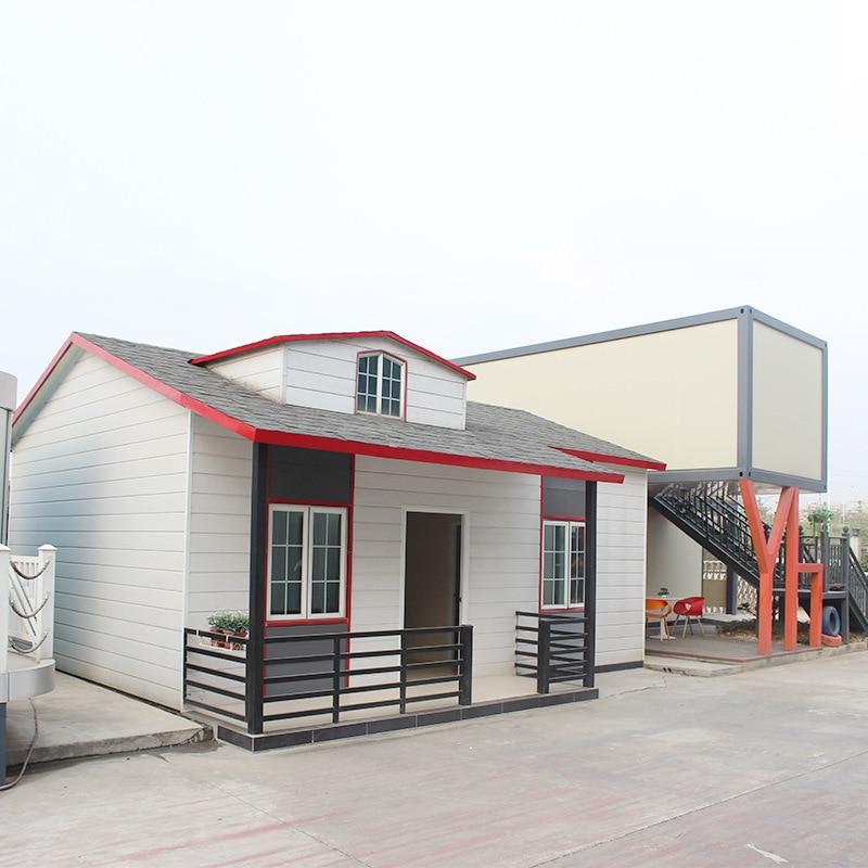 Сильный стальной заказной сборный дом контейнер Кухонные шкафы   