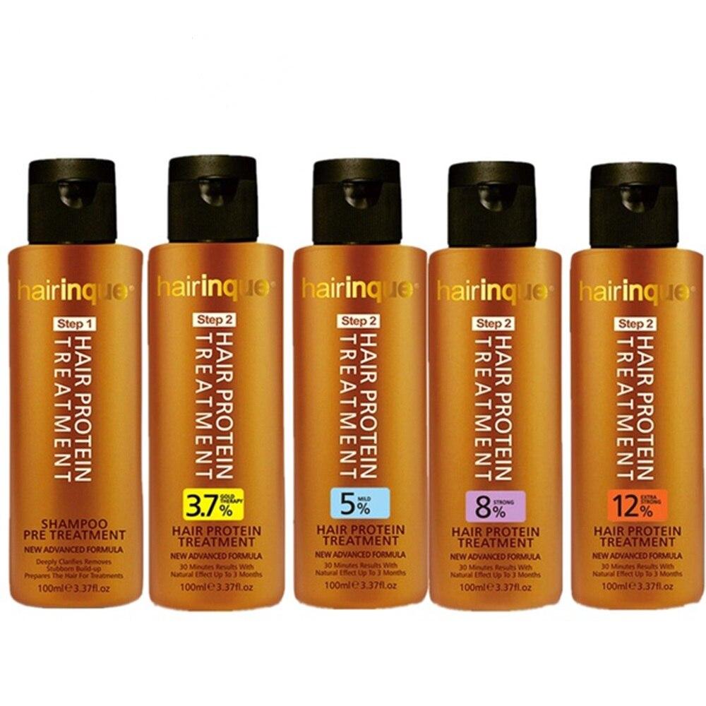 Brazilian Keratin Conditioner, 100ml, straightening shampoo for hair repair, damage, hair loss, straight shiny hair care