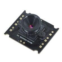 Module de caméra USB OV9726 CMOS 1MP 50 degrés lentille USB Module de caméra IP pour fenêtre système Android et Linux