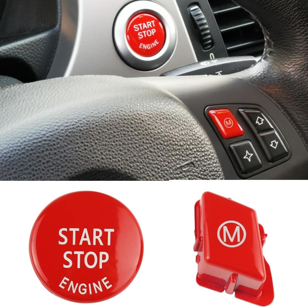 Автомобильный кнопочный переключатель на руль для BMW 3 серии E90 E92 E93 M3 2007-2013