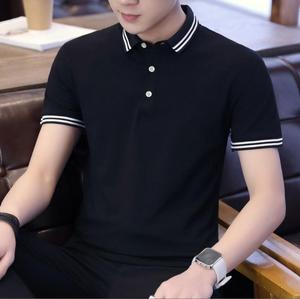 ZNG 2020 Solid Color Summer Polo Shirts Men Cotton Short Sleeve Breathable Anti-Pilling polos hombre Plus Size