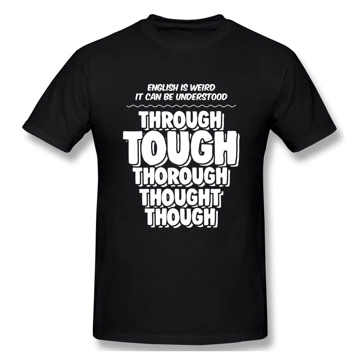 Camiseta divertida para hombre y mujer... ropa para maestro de inglés