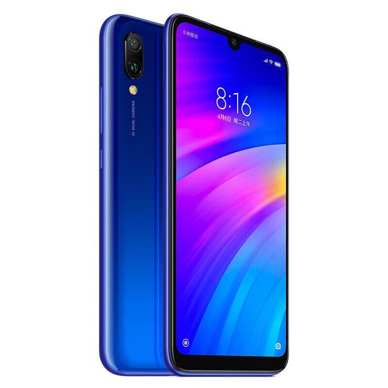 mobile phone Xiaomi Redmi 7 Full Netcom 4G Smartphone, Octa Core 4000 mAh