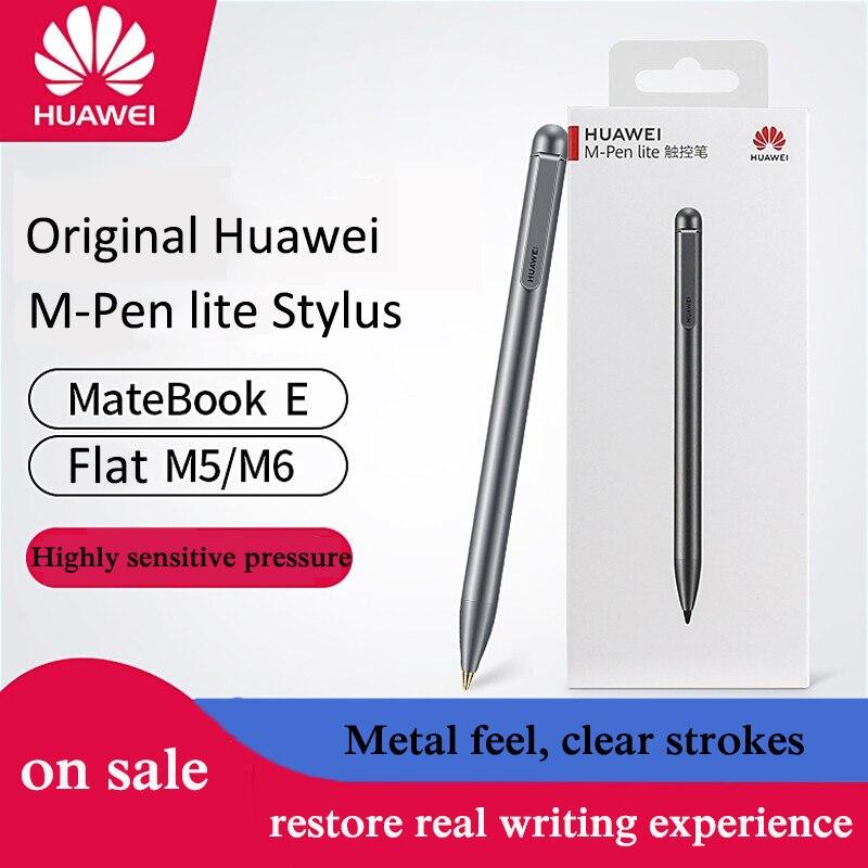 Lápiz M Original 2019 para Huawei Mediapad M5 lite M6, lápiz capacitivo M5 lite M6 10, lápiz táctil para Matebook E, 100%