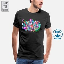 Säure Tag Psychedelic Farben Lsd Dmt Drogen Reise Hippy Kunst Weiß T Shirt T