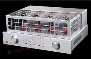 JUNGSON V-32 فولت 32 المتكاملة فراغ مكبر كهربائي متكامل HIFI فراغ أنبوب مكبر كهربائي KT 88/EL 34 للاختيار