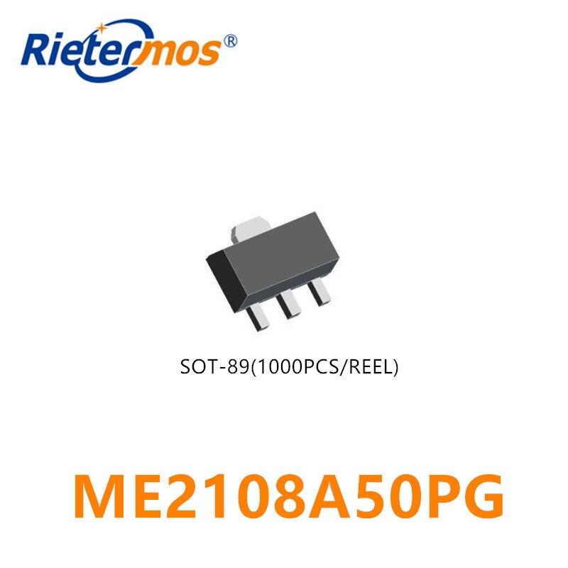 Original 1000pcs Me2108a50pg Sot89-3