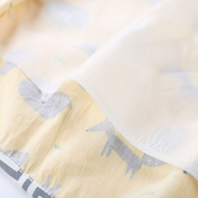 Fashion Cotton Baby Bibs Waterproof Kid Eating Clothing Children's Long Sleeves Feeding Smock Bib Baby Apron Bandana Bebes Bibs 8