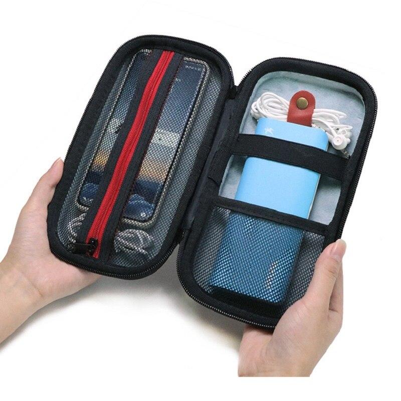 Органайзер для хранения жестких дисков, жестких дисков, внешних аккумуляторов, аксессуаров, сумка для телефона, чехол для Anker,ROMOSS