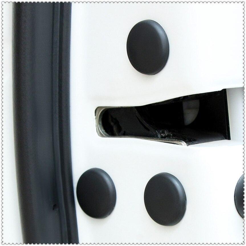 Cubierta de tornillo de bloqueo de puerta de coche para Infiniti EX35 G35 EX Q45 M45 M35x M35 FX45 Kuraza emerg-e etérea q50 prototipo