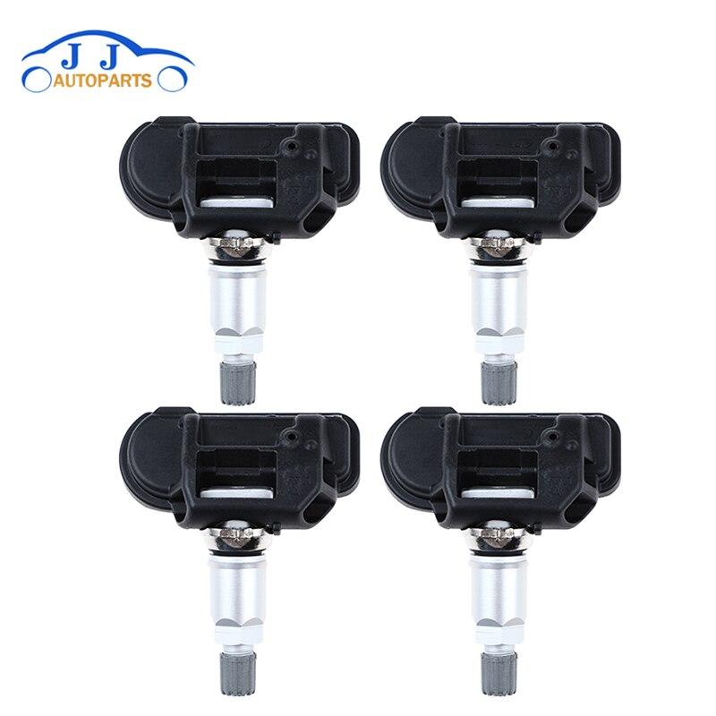 Yaopei 4 pçs novo sensor de pressão dos pneus tpms para mercedes gla x156 670002790 0009050030 a0009050030 a0009050030q01 433 mhz