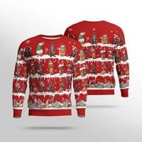 funny dog 3d printed women for men funny christmas sweater sweatshirt autumn funny harajuku streetwear pullover 01