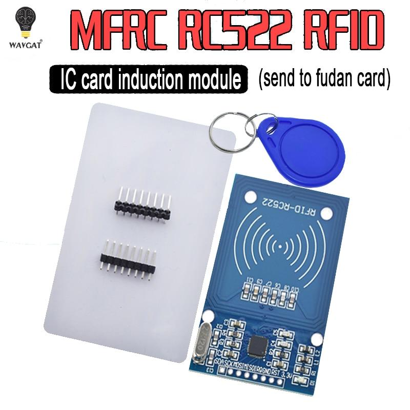 Бесплатная доставка RFID модуль RC522 набо
