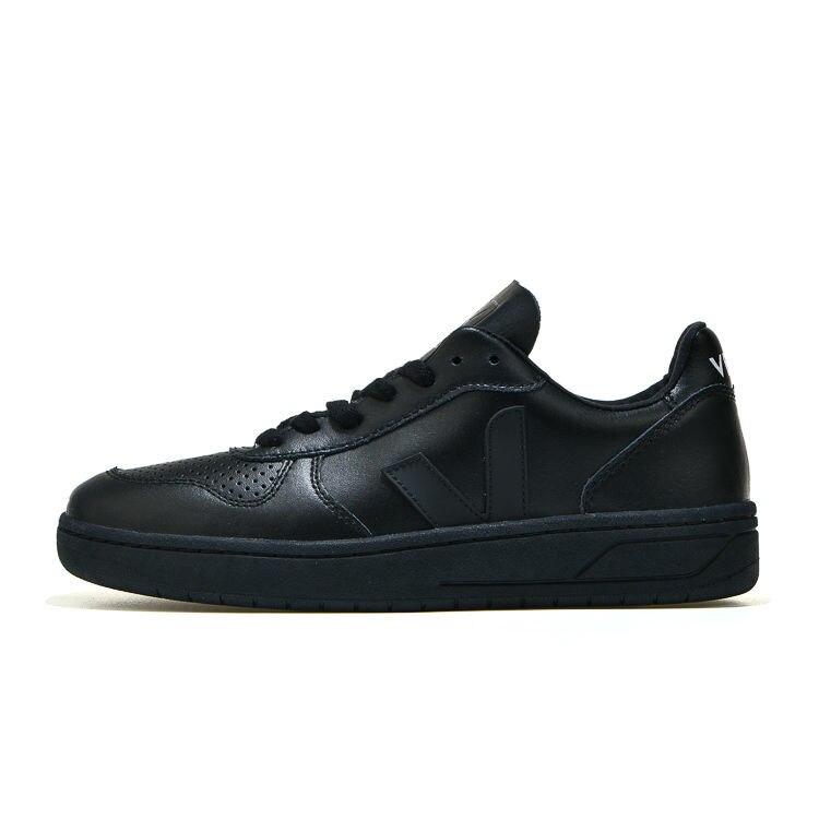 Original Veja Top qualité mode hommes baskets tout-Match en forme de V classique respirant décontracté femmes chaussures de marche Couple chaussures