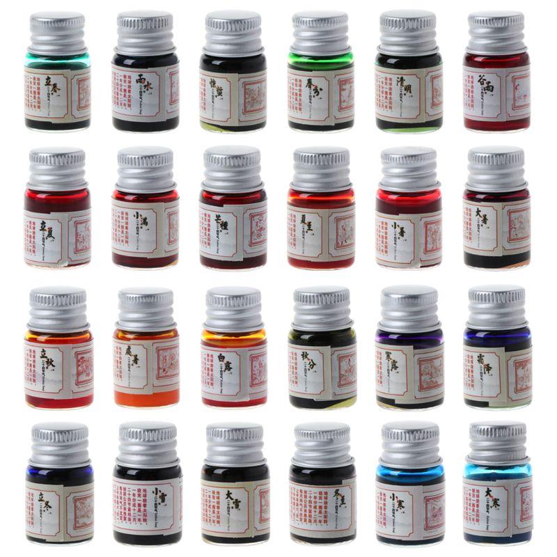inchiostro-colorato-in-polvere-oro-5ml-per-penna-stilografica-dip-calligrafia-scrittura-pittura-graffiti-articoli-di-cancelleria-per-ufficio