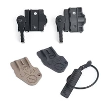 wadsn airsoft dbal a2 metal plastic picatinny mount tactical mini dbal leaf front sight upgrade remote tape switch accessories
