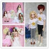 bjd sd doll doll girl toy 16 doll make up by hand blyth doll toy gift for diy bjd