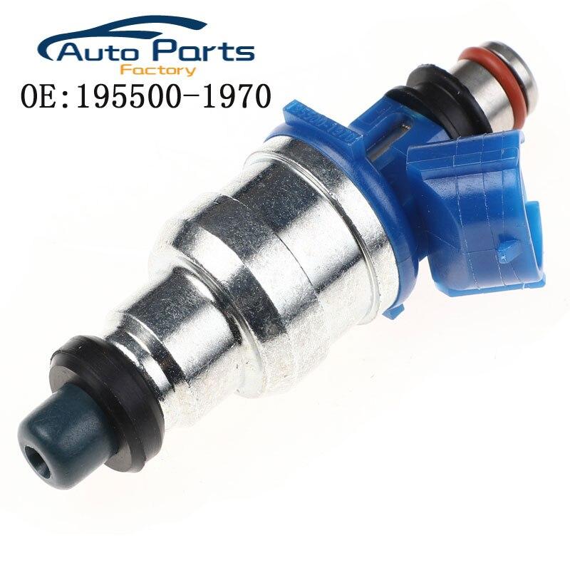 Novos Injetores De Combustível Para Mazda Ford Kia 1.6 2.2 I4 90-97 195500-1970 1955001970 B6S7-13-250 B6S713250