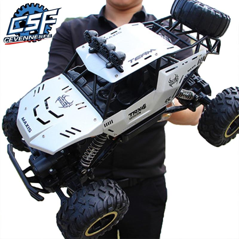 2020 NEW High speed Trucks 1:12 4WD 2.4G Radio Control RC Car remote control car Off-Road Trucks boy
