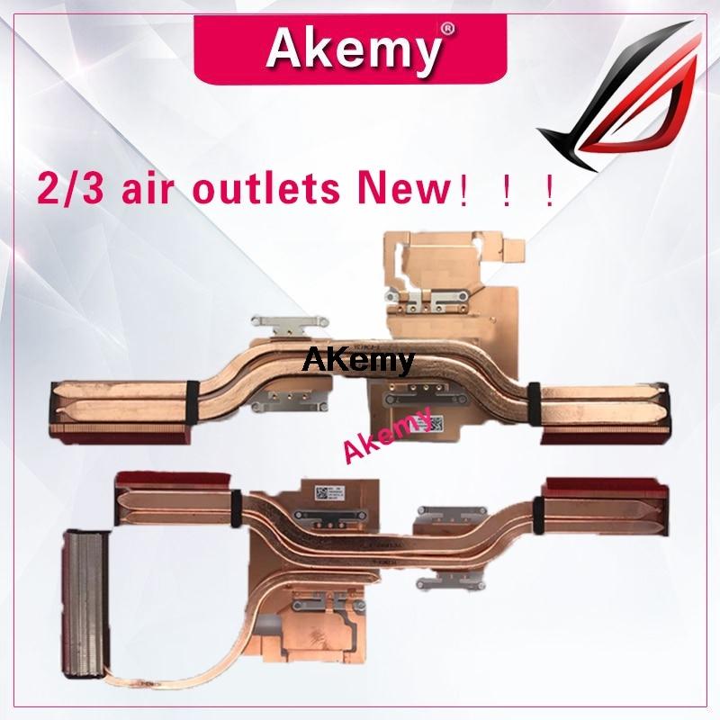 Nouveau dissipateur thermique dorigine pour ordinateur portable pour For Asus Strix TUF 6 FX505 FX505G FX505GE FX505GD FX705GM module de radiateur