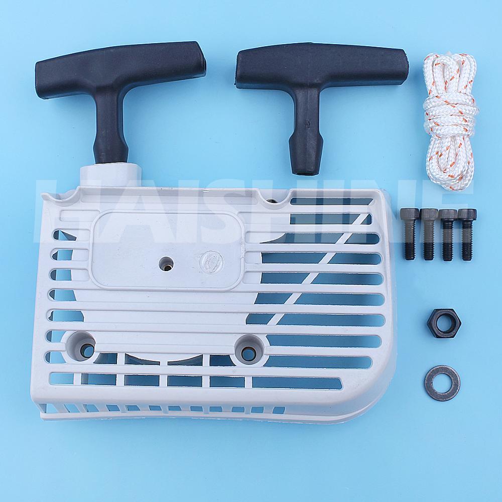 Recoil Starter Kit Para Stihl FS160 FS180 FS220 FS220K FS280 FS280K FS290 Aparadores Cortador 1108-080-1805 4119 190 0401 Substituição