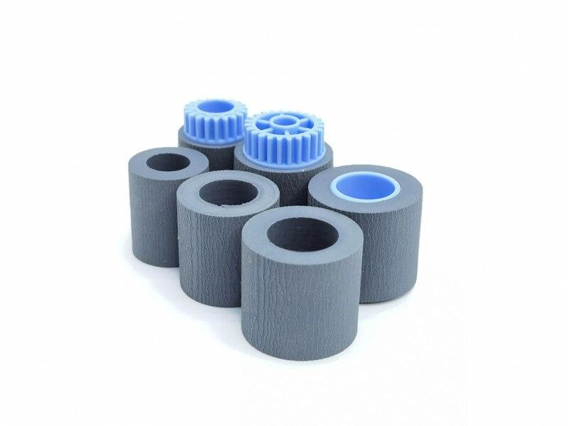 5 наборов бумаги подачи пикапа ролик AF03-0081 AF03-1082 для RICOH AFICIO 1060 1075 2075 2060 MP 7500 8000 9002 8001 7502