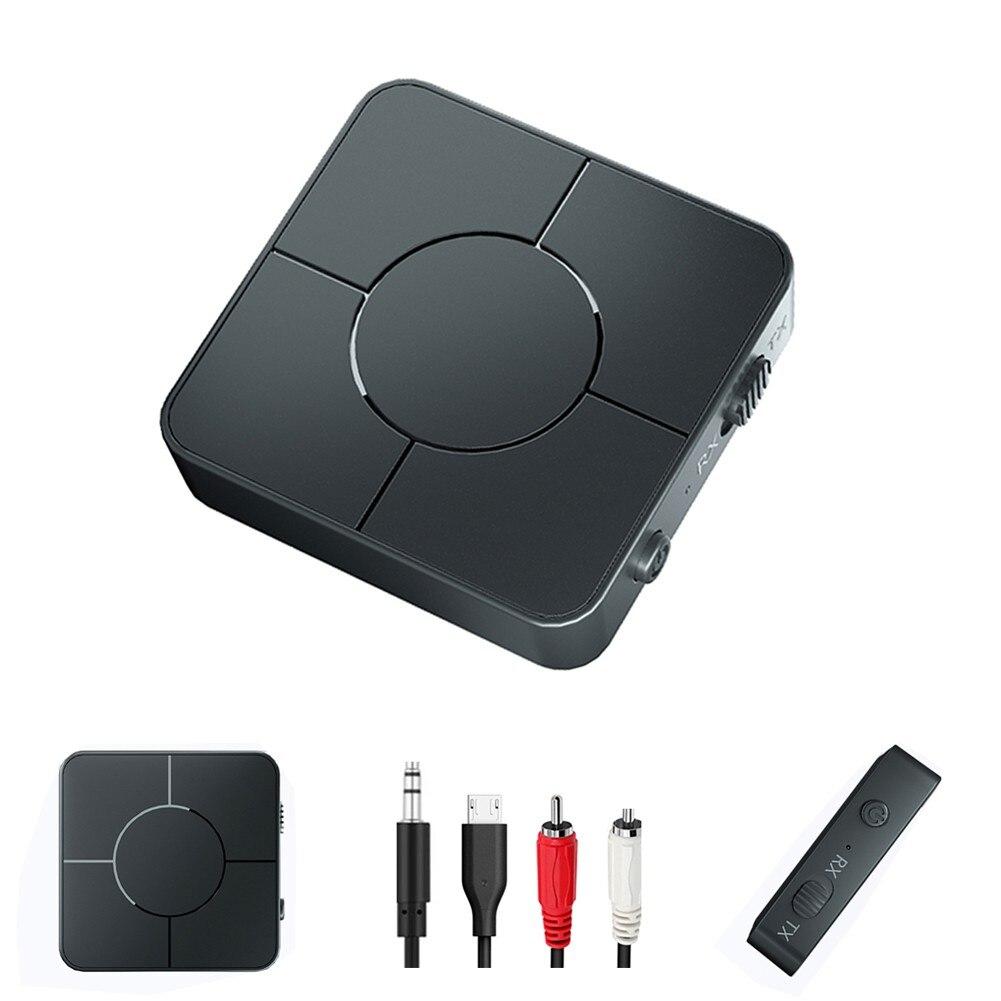 avantree long range bluetooth 5 0 transmitter receiver for tv Car USB Bluetooth 5.0 Audio Receiver Transmitter Wireless Adapter Audio Receiver Transmitter For TV PC