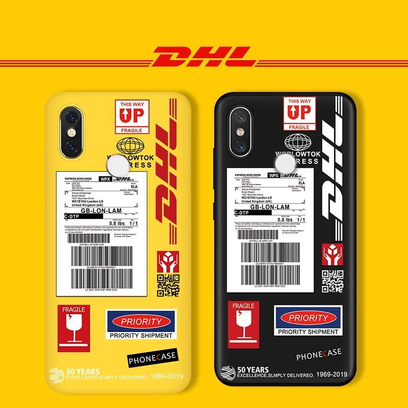 DHL Экспресс пара чехол для спортивной камеры Xiao mi Red mi Note 8 7 6 Pro 5A 5 Plus K20 7A 6A 5A 4A 4X mi Примечание 10 Pro 9T 9 SE 5 Lite A3 A2 A1 чехол
