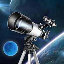 กล้องโทรทรรศน์ดาราศาสตร์มืออาชีพ150ครั้งซูมแบบพกพาขาตั้งกล้อง Night Vision Deep Space Star View ดวงจันทร์จักรวา...