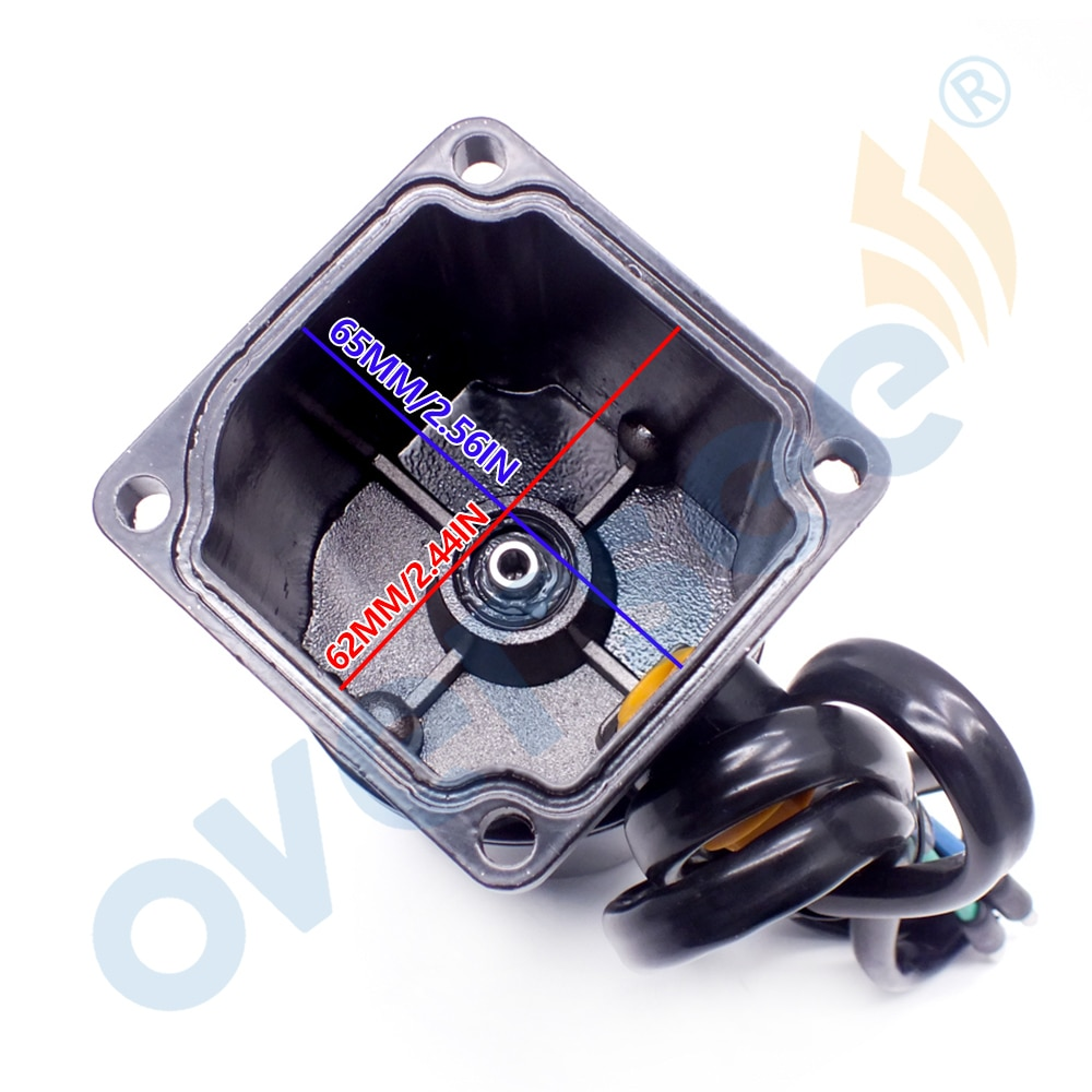 809885A1 Tilt Trim Motor For Mercury Marine Outboard Motor 40HP-125HP 809885A2 809885T2 893907 813447 Lester 10827 RU Warehouse enlarge