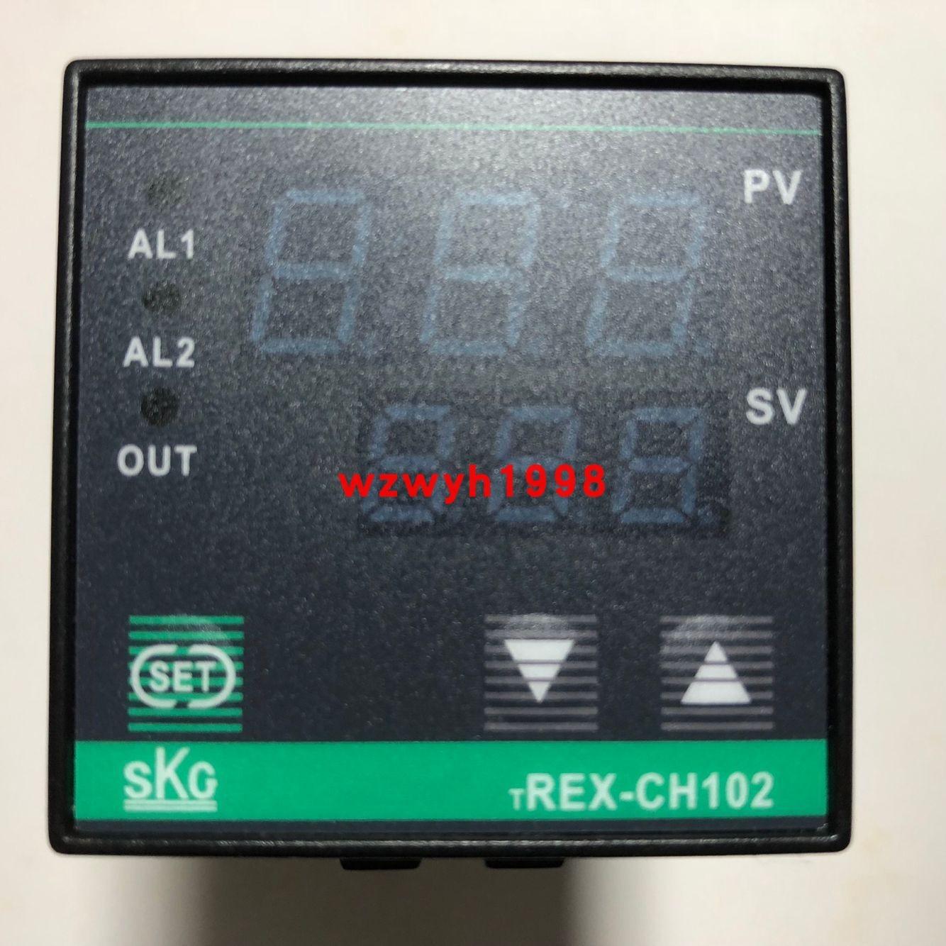 SKG CH102 متحكم في درجة الحرارة SKG TREX-CH102 الذكية متر TREX-CH102FK01-M * BN TREX-CH102FK01-V * BN TREX-CH102FPO1-M