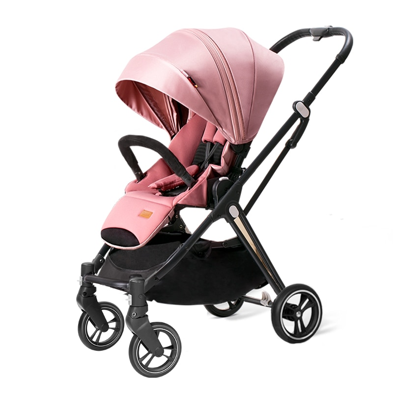 A60 Pouch Baby Stroller Two Way High View Can Sit And Lie Down Portable Folding Foldable Convenient enlarge