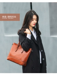 2020 New Style WOMEN'S Fashion Handbag Large Bag Crossbody Bag Simple Hand Women's Tote Bag