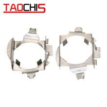 Suporte do adaptador do farol h7 sokets do diodo emissor de luz automático para a base da lâmpada da borda da borda da classe de mercedes benz b-class/c-class/ml