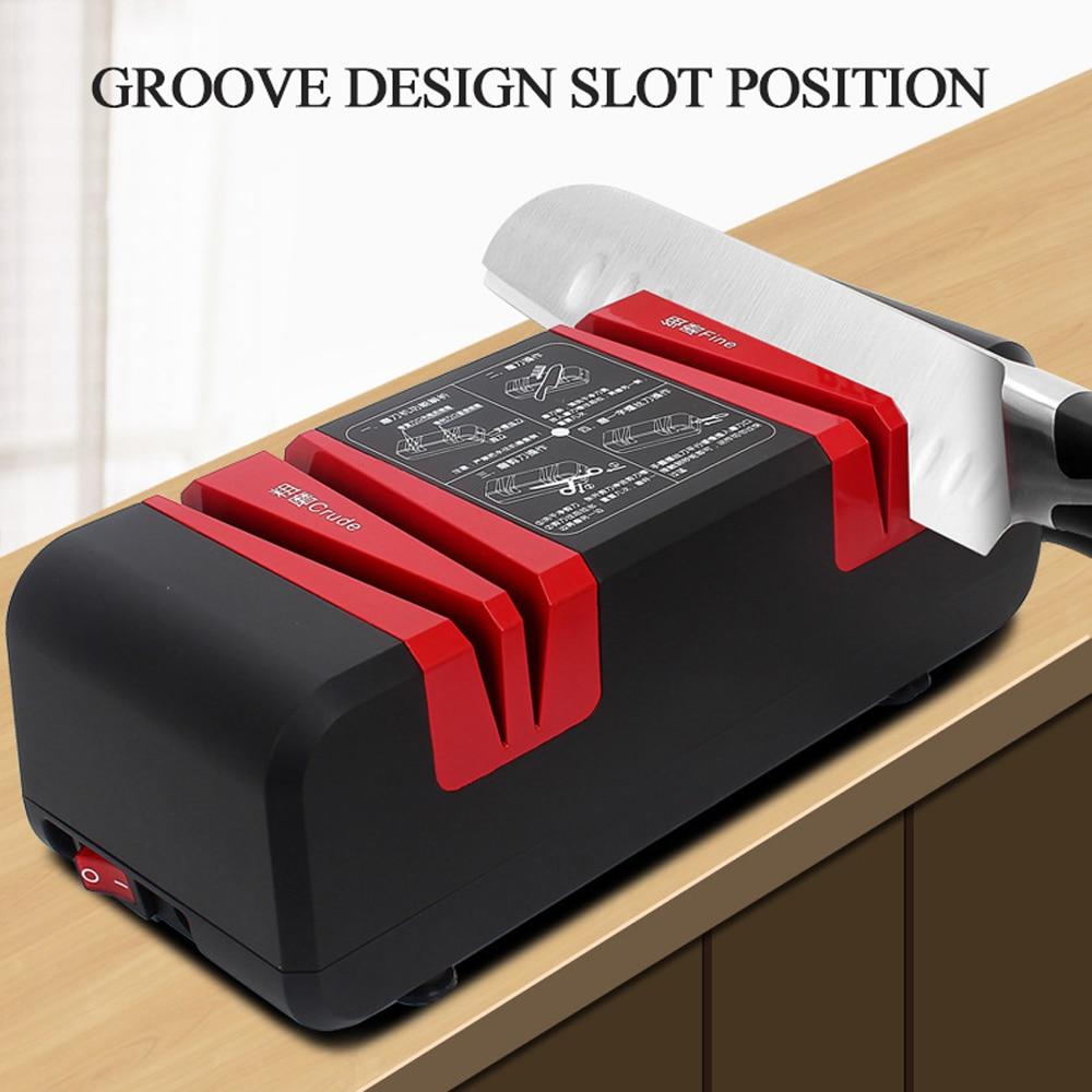 Apontadores de corte automático multifuncional inteligente apontador de corte rápido moedor cozinha elétrica do agregado familiar cortador
