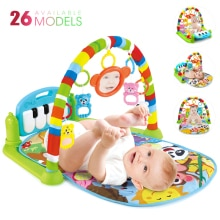 26 Styles Baby Music Rack Play Mat Kid Rug Early Education Puzzle Carpet Piano Keyboard Infant Playm