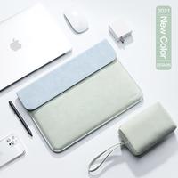 Чехол-сумка для ноутбука Macbook Air 13, чехол M1 A2337 A2338 Pro 13,3 16 XiaoMi Lenovo 15,6, чехол Huawei Matebook 14 15