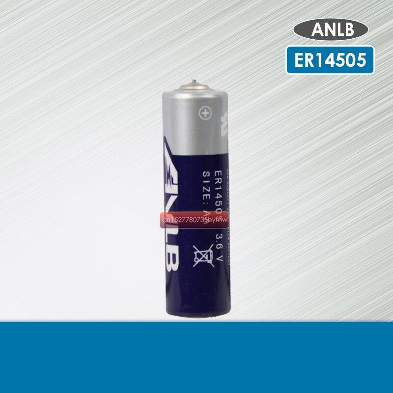 1 piezas nueva Original ANLB ER14505 ER14505H AA 3,6 V 2400mAh batería de litio batería de medidor inteligente