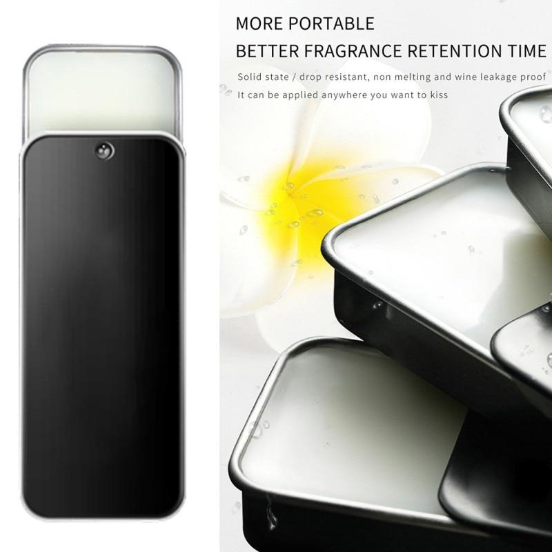 1 PC Solid Perfume lasting eau de toilette High Quality Magic Solid Deodorant Solid Fragrance For Women Men