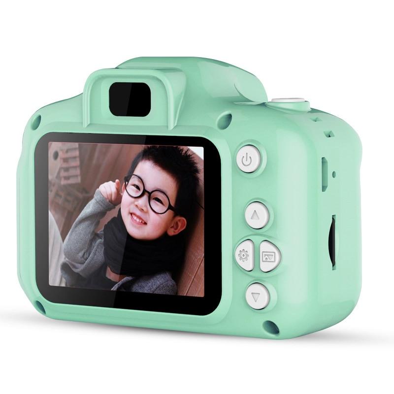 Cámara de vídeo Digital 4K para niños, Mini cámara Digital con pantalla...
