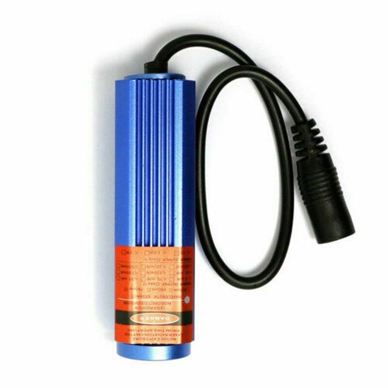 12 В красный лазер свет 650 нм 200 мВт линия луч лазер модуль w адаптер 2575
