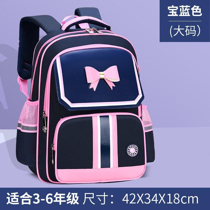Водонепроницаемые Детские рюкзаки для девочек, детские школьные сумки, Детские рюкзаки, школьные сумки принцессы, рюкзаки для книг, детские...