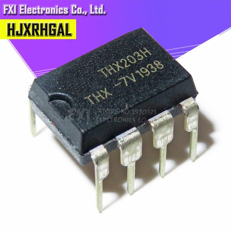 10 шт. THX203H THX203H-7V DIP8 THX203 DIP новый оригинальный