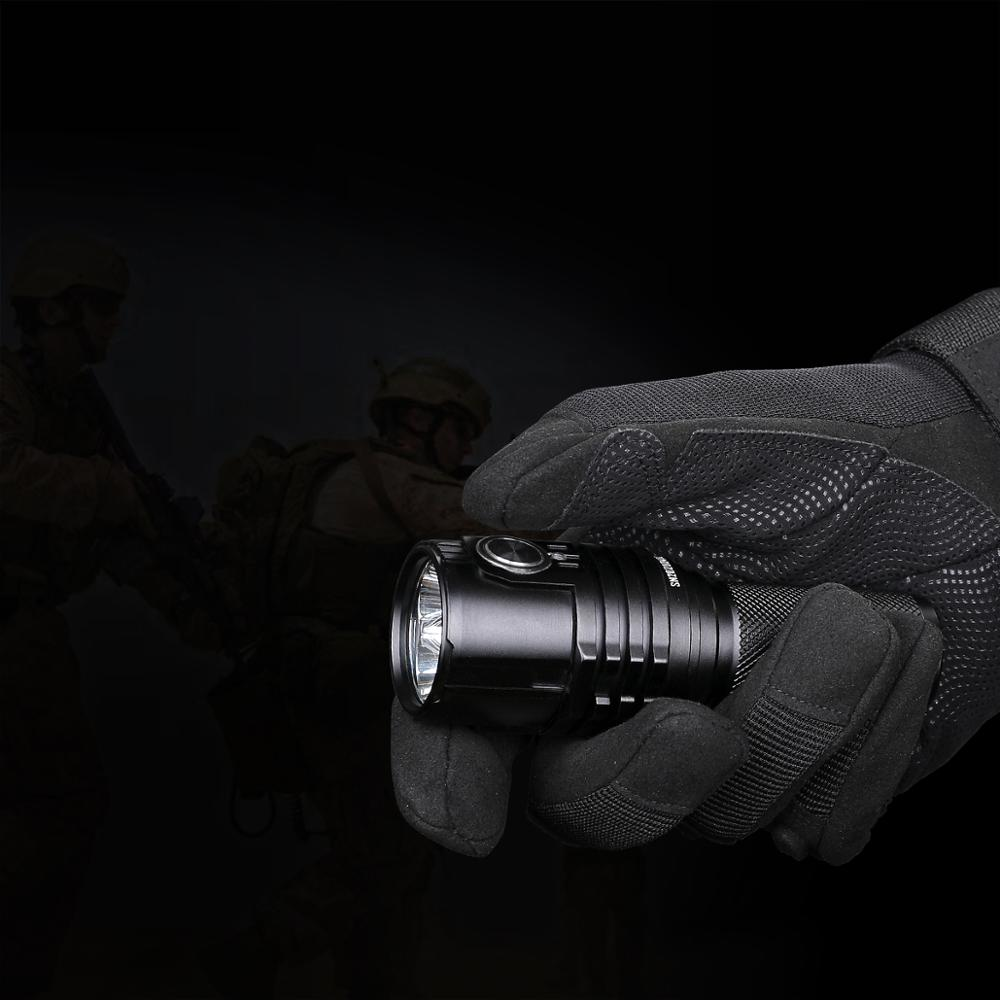 IMALENT MS03 Rechargeable Flashlight 13000 Lumens Cree XHP70.2 Led Torch with 21700 Chargeable Battery Waterproof Light enlarge